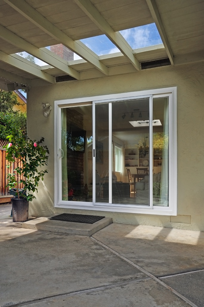 Contemporary Sliding Glass Door
