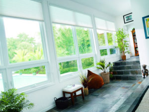 Cornerstone Windows and Patio Doors - new custom hallway windows