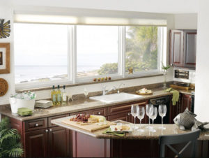Cornerstone Windows and Patio Doors - beautiful kitchen windows with view