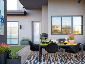 Cornerstone Windows and Patio Doors - beautiful windows - outdoor dining