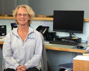 Maggie office coordinator - Cornerstone Windows and Doors