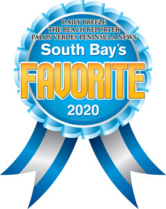 Cornerstone Windows & Patio Doors - 2020 Daily Breeze South Bay's Favorite Window Door Company